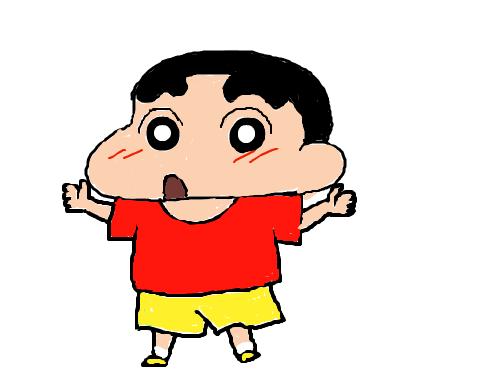 짱구? : 짱구 캐릭터 스케치판 ,sketchpan