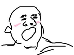 똥싸고나서 본 나의 얼굴 : 아나스타샤~~~~~~~ , 스케치판,sketchpan,손님