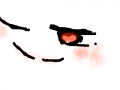 하튜 뀨? : ......? 스케치판 ,sketchpan