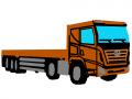 현대 25톤 카고트럭 10m20 : 25톤 후쌍축개조 스케치판 ,sketchpan