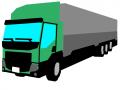 볼보트럭 FE 28톤급 윙바디 10m20 : 28톤급 윙바디 후쌍축 입니다. 볼보트럭 FE의 UD 트럭 후속 입니다. 카링TV에서 활어차는 UD 트럭처럼 아쉽다. 스케치판 ,sketchpan