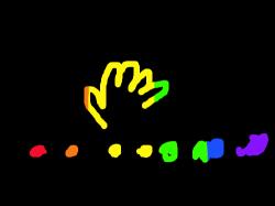 차별 : 차차별별 , 스케치판,sketchpan,손님