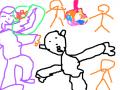 춤 파티 : 춤 파티 스케치판 ,sketchpan