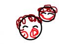 3-1 직소와조커 : 직소와조커가무섭기때문 스케치판 ,sketchpan