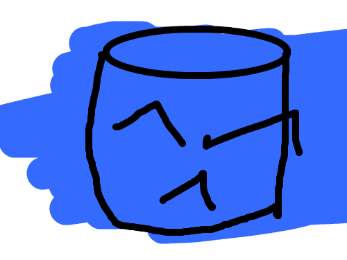 깡통맨3-122 : ㅂㅂㅂㅂㅂㅂ 스케치판 ,sketchpan