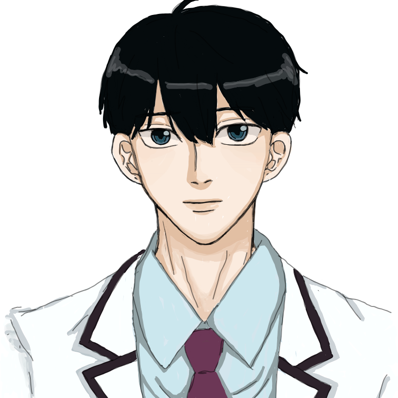 카게야마가.. : 카게야마가 만약 시라토리자와에 들어갔다면 어떻게 됐을까,, 스케치판 ,sketchpan
