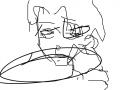 멀케어렵노 : 마우스로어케그려 ㅁㅊ 스케치판 ,sketchpan