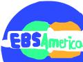 EBS아메리카 로고 : 미국 갈수 있어? 스케치판 ,sketchpan