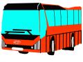 현대 유니버스 노블 EX : 버스입니다. 스케치판 ,sketchpan