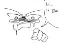 화남 : ㅂㄷㅂㄷ 스케치판 ,sketchpan