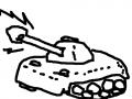 탱크 : 지후탱크 스케치판 ,sketchpan