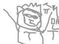 슈퍼맨원연습 : ㅁㅀㅈㅁㄹ 스케치판 ,sketchpan