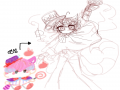 언제 완성.. : 언제 완성하지 스케치판 ,sketchpan