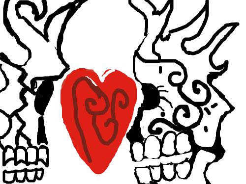 사랑love : dddd 스케치판 ,sketchpan