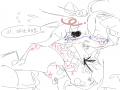 햄스터인.. : 햄스터인수 스케치판 ,sketchpan