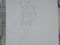 힝ㅠ어색~ : 힝ㅠ어색~ 스케치판 ,sketchpan