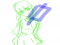 개쉐뀌 : 개쉐뀌 스케치판 ,sketchpan