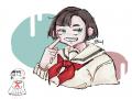 세라복 사.. : 세라복 사랑 스케치판 ,sketchpan
