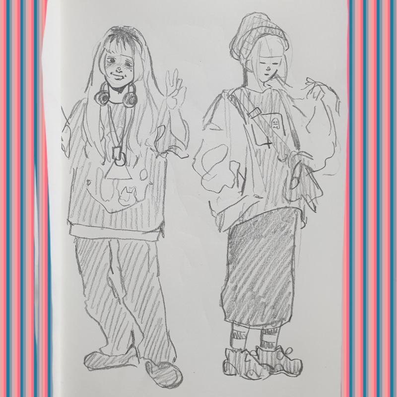피스 : 피스 스케치판 ,sketchpan