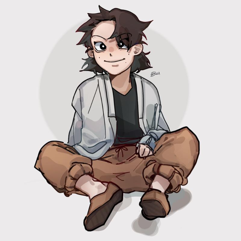 삼복이 : 삼복이 스케치판 ,sketchpan