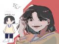 예쁜아이 .. : 예쁜아이 발견! 스케치판 ,sketchpan