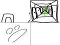 으 : 으 스케치판 ,sketchpan