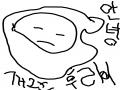 안녕 개란.. : 안녕 개란후라이! 스케치판 ,sketchpan