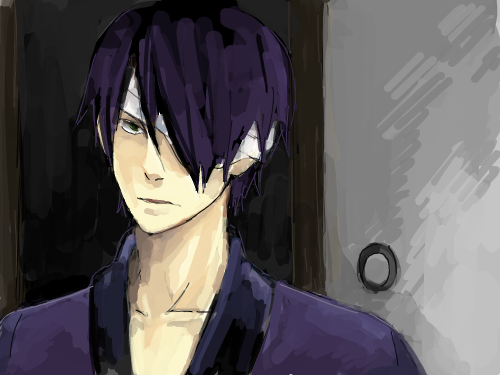 Shinsuke : ..... 스케치판 ,sketchpan