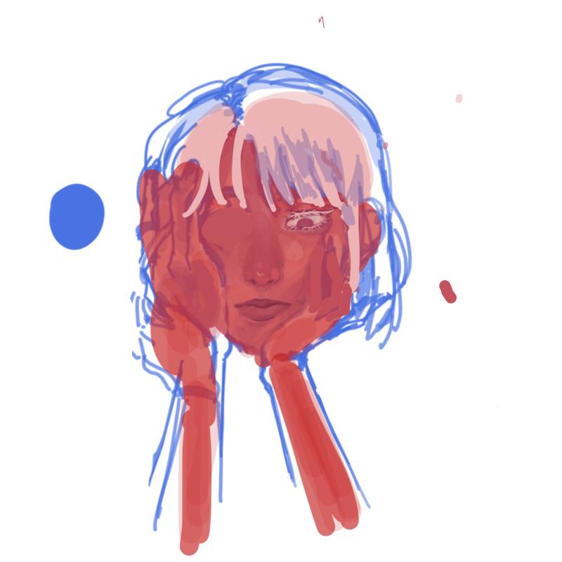 머그리지 : 머그리지 스케치판 ,sketchpan