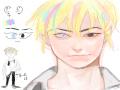 하아아아ㅏ.. : 하아아아ㅏ 그리다가 힘드러서 포기,,, 스케치판 ,sketchpan