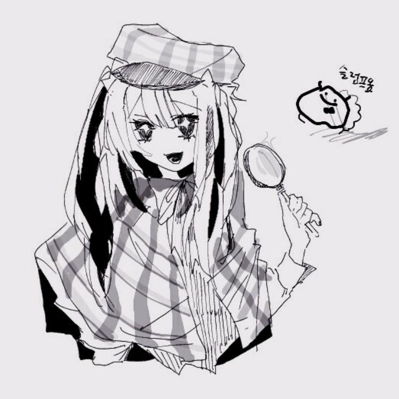 실친리퀘 : 실친리퀘 스케치판 ,sketchpan