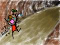 으아아아 : 어두워어어어어!!! 스케치판 ,sketchpan
