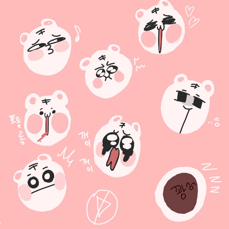 으아이앙~.. : 으아이앙~~~~ 스케치판 ,sketchpan
