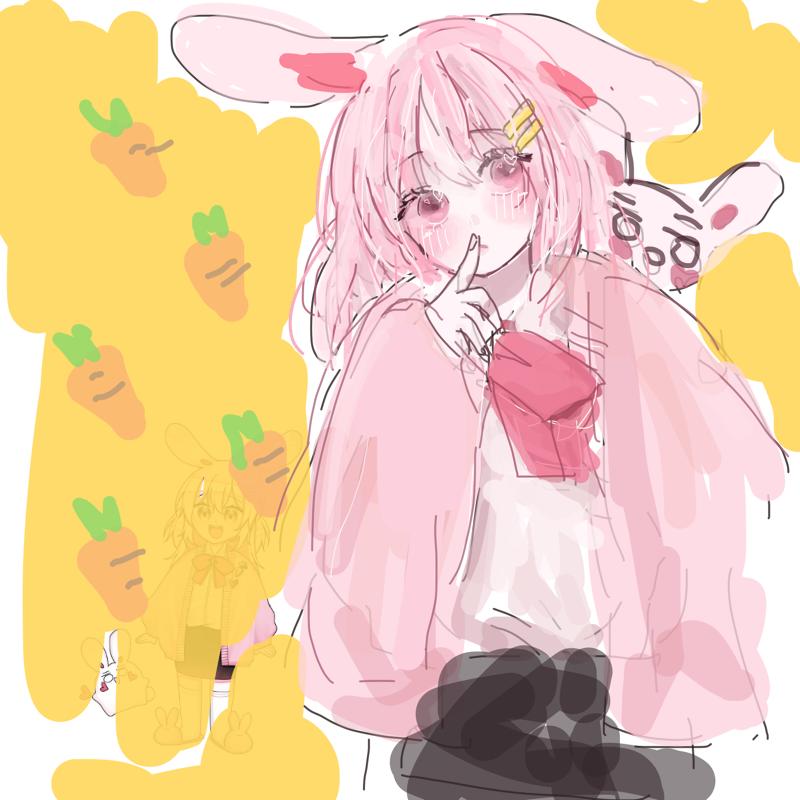 rabbit : rabbit 스케치판 ,sketchpan