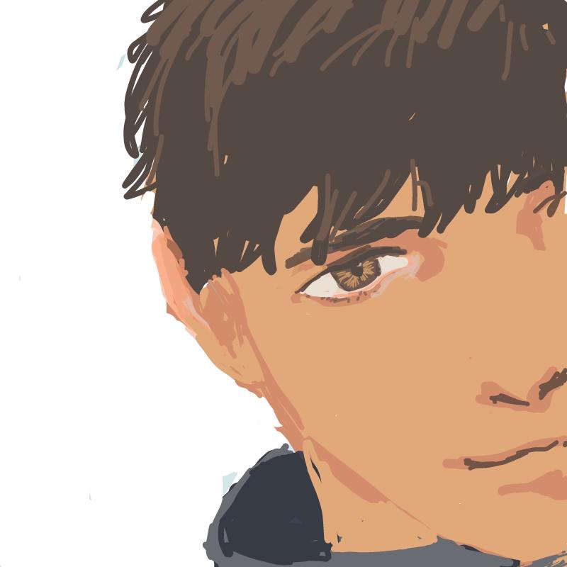 이래서 얼.. : 이래서 얼굴반만그리면 안됨 ㅠㅜㅠ 스케치판 ,sketchpan