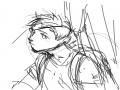 막 그리고 .. : 막 그리고 싶은데 막상 그리면 뭘 그려야될지 스케치판 ,sketchpan