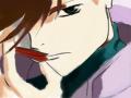 Gundam Wing Frozen Teardrop : Trowa Barton 스케치판 ,sketchpan