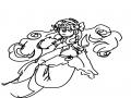 마법소녀인.. : 마법소녀인어이치 스케치판 ,sketchpan