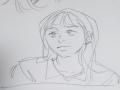 ㄴㅅ : ㄴㅅ 스케치판 ,sketchpan