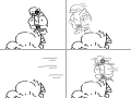 MISS MISS! MISS!!!! : MISS MISS! MISS!!!! 스케치판 ,sketchpan
