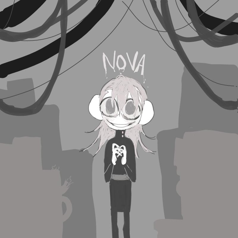 전 퇴폐광.. : 전 퇴폐광이에요 스케치판 ,sketchpan