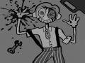 픽시맨 : 픽시맨 스케치판 ,sketchpan