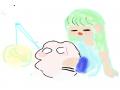 피곤하당 : 피곤하당 스케치판 ,sketchpan