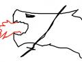 첨 그려봄 : 허핳ㅎㅎㅎㅎㅎ 스케치판 ,sketchpan