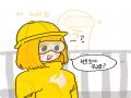 임포는 어.. : 임포는 어려워  두번하고 지웠다 스케치판 ,sketchpan