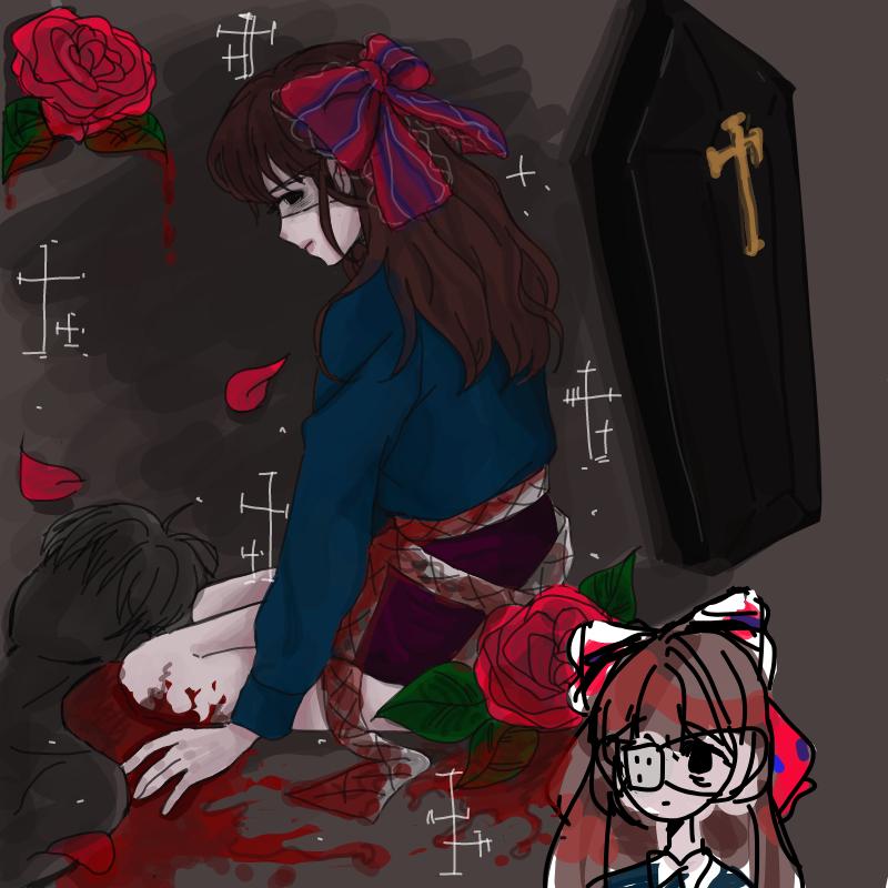 어두운 그.. : 어두운 그림은 나에게 어려워... 스케치판 ,sketchpan