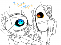 어케그ㅕ : 어케그ㅕ 스케치판 ,sketchpan
