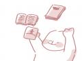 맨날 책만.. : 맨날 책만읽고싶다ㅠㅠ 어렸을때 읽어둘껄 스케치판 ,sketchpan