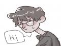 하이 : 하이 스케치판 ,sketchpan