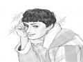 콕수니 : 콕수니 스케치판 ,sketchpan